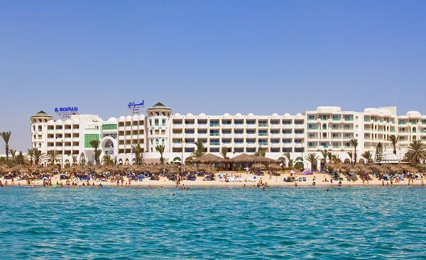 Hotel El Mouradi El Menzah 4****