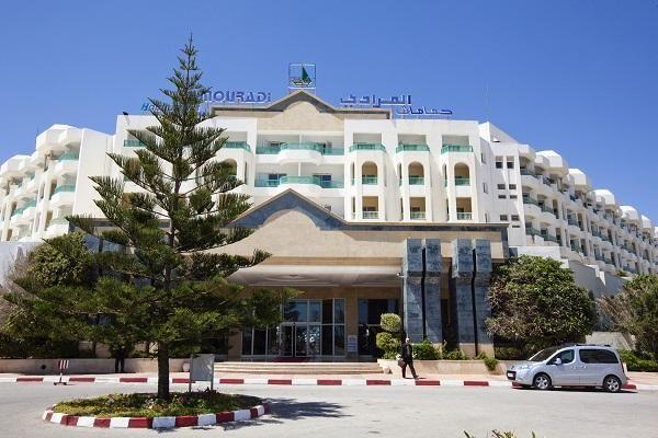 Hotel El Mouradi Hammamet 4****