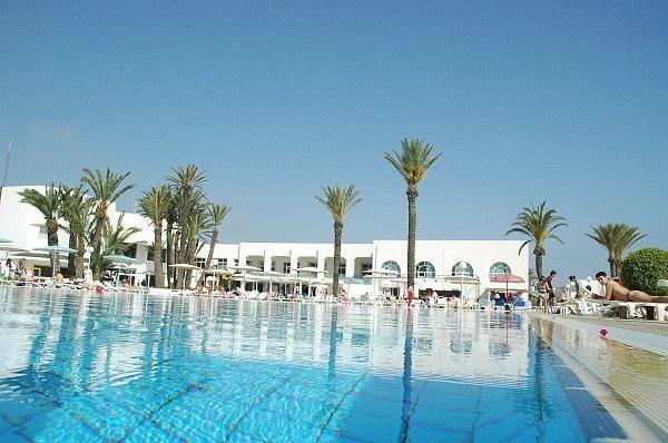 Hotel El Mouradi Club Kantaoui 4****