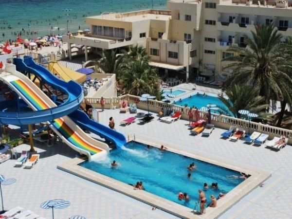 Hotel Sousse City and Beach (ex Karawan) 3***