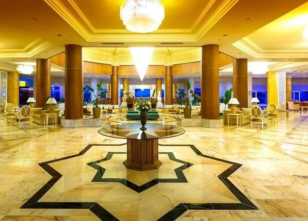 Hotel LTI Bellevue Park 5*****